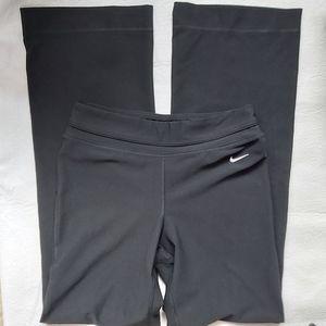 NIKE FIT DRY Women Wide-Leg Yoga Pants